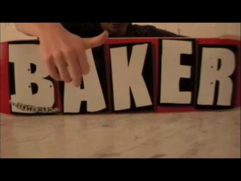 Baker Skateboard Decks Review Baker Deck Review