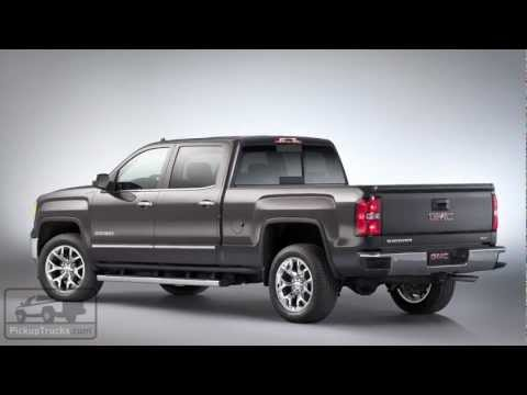 Part 1: 2014 Chevrolet Silverado and GMC Sierra Interview