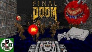 LIVE: FINAL DOOM   PLAYSTATION (DIRETO DO CONSOLE) PARTE 3
