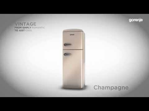 Gorenje Kühlschrank Freistehend : Kühlschrank gorenje retro kühlschrank kühlschrank