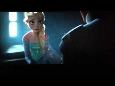 Elsa y Hans (escena)