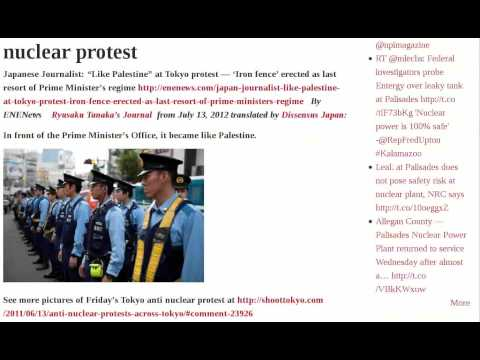 Uranium Police Anti Usa Renewable Australia Fukushima Iran Radiation Climate South