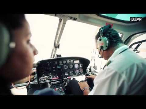 Expérience dial l7ma9 - Balade en Hélicoptère - version complète