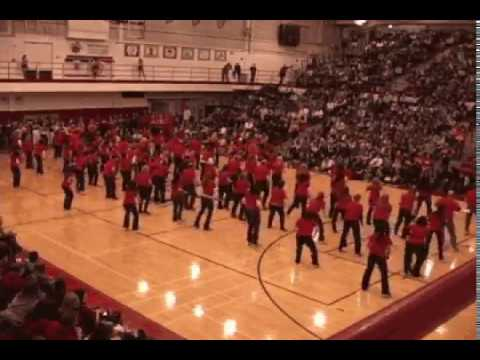 "PHS ""Official"" Staff Flash Mob"