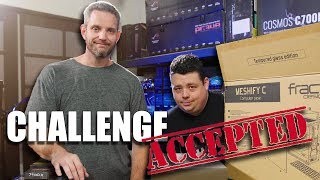 JayzTwoCents vs Barnacules... PC Build Race