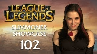 Pixel perfect - Summoner Showcase #102