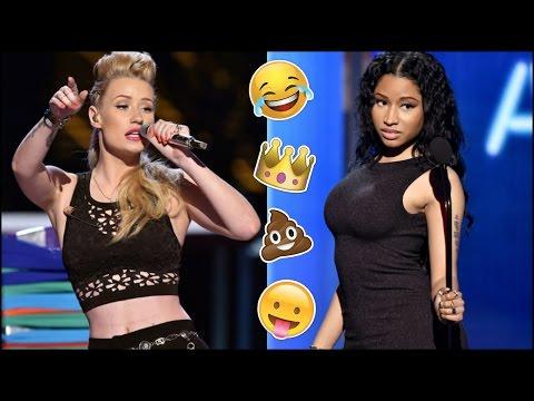 Iggy Azalea & Nicki Minaj - FANCY