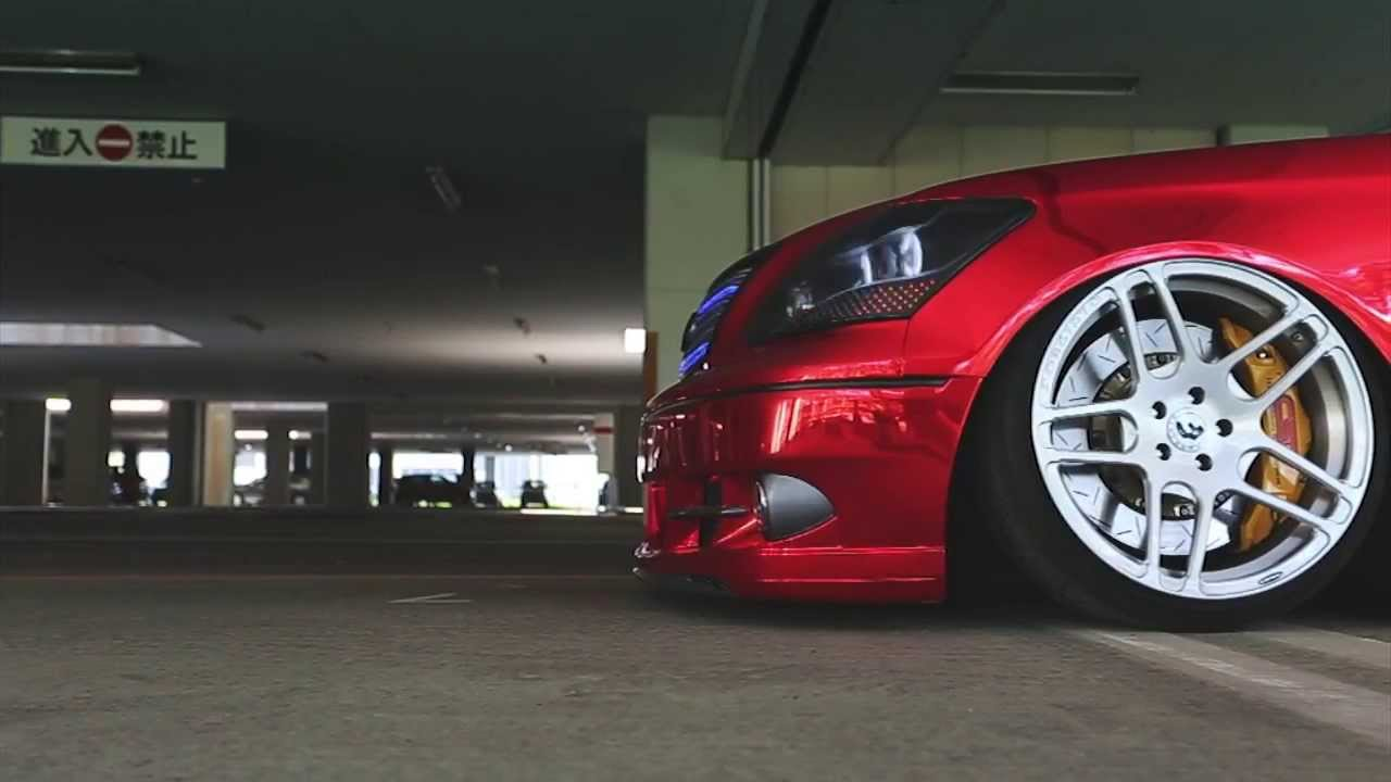 Toyota Celsior B Euro Stance Nation Youtube