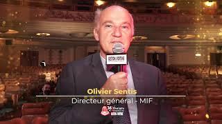 Les Oscars de l'assurance vie de la retraite et de la prévoyance 2021 - MIF