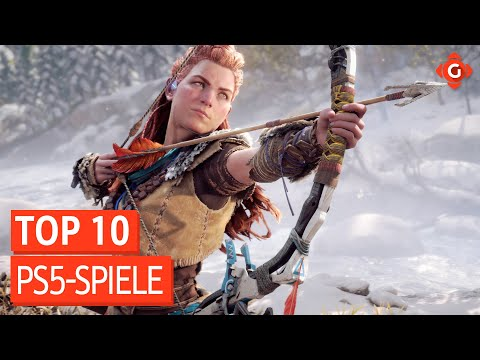 Top 10 PlayStation-5-Spiele | Top 10