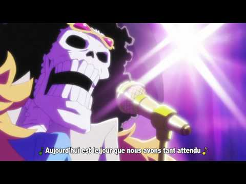 [One Piece] Brook - New World [VOSTFR][HD]