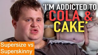30 Stone DIFFERENCE | Supersize Vs Superskinny | S05E02 | How To Lose Weight | Full Episodes