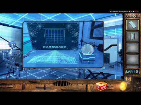 100 doors rooms escape ответ 13 уровень