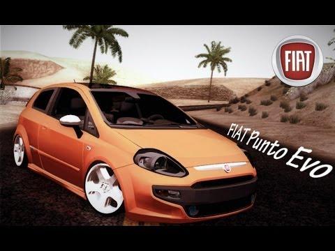 Fiat Punto Evo 2010 Edit