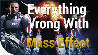 GAME SINS   Everything Wrong With Mass Effect
