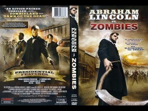 Dirty B.O. Movie Reviews : Abraham Lincoln VERSUS Zombies