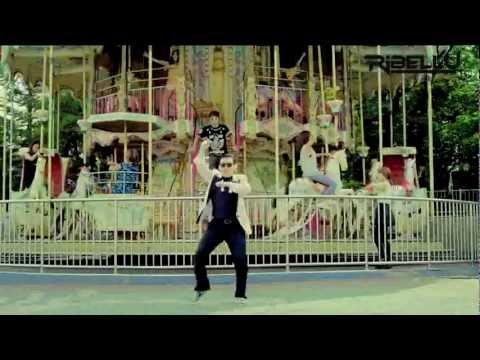 Ribellu - Gangnam Style (Remix PSY)