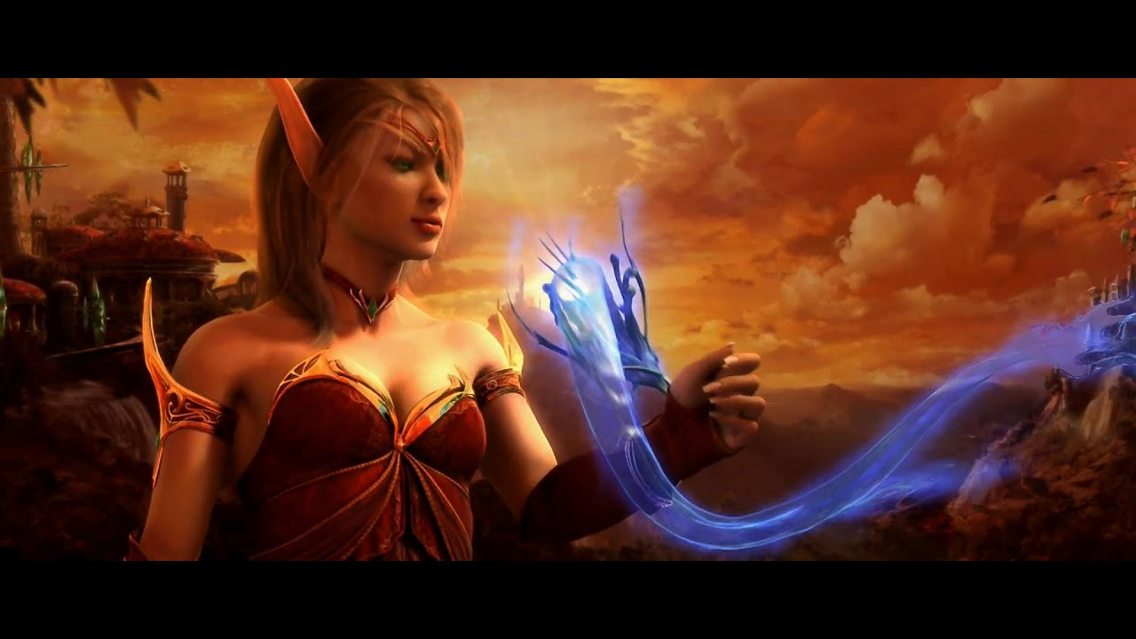 Sexy naked blood elf sex porn movies