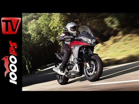 Honda VFR 800 X Crossrunner 2015   Specs. info and features