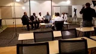 Roundtable discussion: Black in America