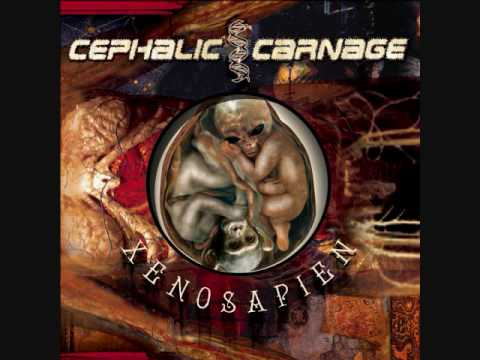 Cephalic Carnage - Megacosm Of The Aquaphobics