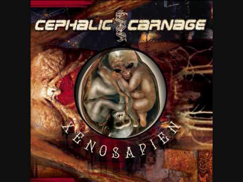 Cephalic Carnage - Megacosm Of The Aquaphobics