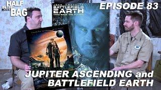 Half in the Bag: Jupiter Ascending and Battlefield Earth