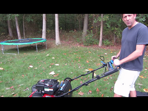 NEW!! TORO TIMEMASTER 30 INCH - MUST SEE BEFORE YOU BUY!!!!  - fall leaves review & rating