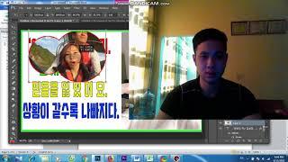 vlog 12: huong dan mo file trong photoshop, cat ghep hinh anh