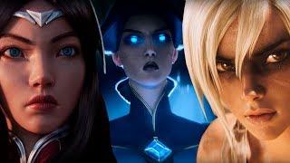 AWAKEN: Análise completa da cinemática de League of Legends