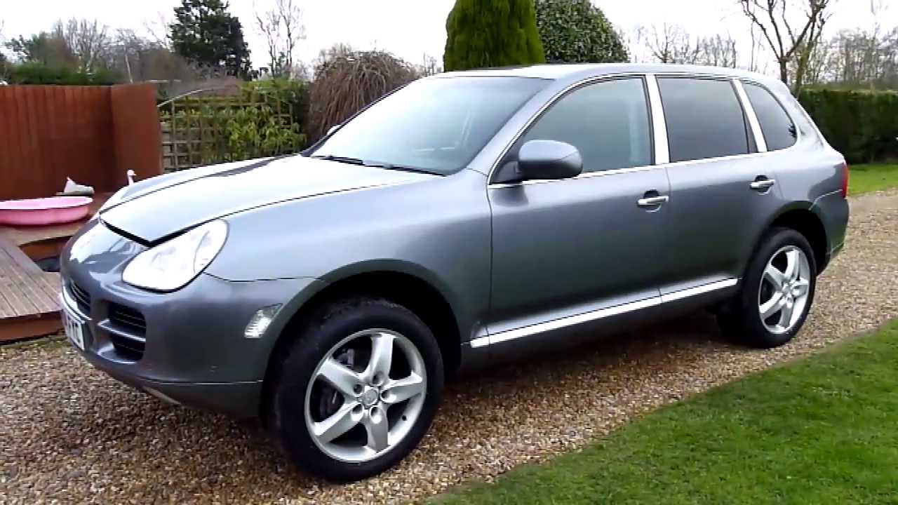 Video Review Of 2004 Porsche Cayenne 3 2 Tiptronic S For Sale Sdsc Specialist Cars Youtube