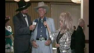 Jeff Sutherland Host of Jeff's Star Talk Show at the Golden Boot Awards 2004 Part 4