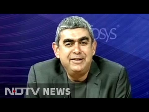 Infosys CEO Vishal Sikka on Q4 earnings
