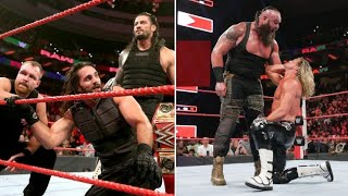 WWE Monday Night Raw 15th October 2018 Highlights : Preview
