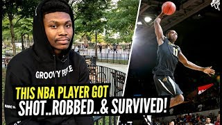"""Shot, Robbed & Survived"" Former NY Knick Cleanthony Early Still Battling 3 Years After Shooting"