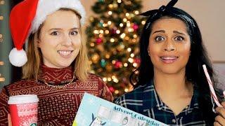 The Three Fails of Christmas (ft. Bridgit Mendler)