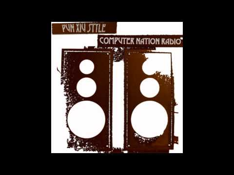 Computer Nation Radio  -  Shield side up