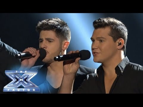 """Jeff Gutt and Restless Road Perform """"Every Breath You Take"""" Together - THE X FACTOR USA 2013"""