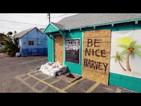 BREAKING: Mandatory evacuations ordered for Hurricane Harvey