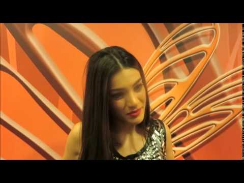 Eurovision Cruise 2015 by OGAE FInland:  Ivi Adamou Interview (Cyprus 2012)