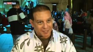عرض لمسرح الدمى المصري