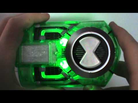 Ben 10 Ultimate Alien: Ultimate Omnitrix Review