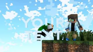 Free blender minecraft pvp intro only super fast render times + download!! by remotegfx