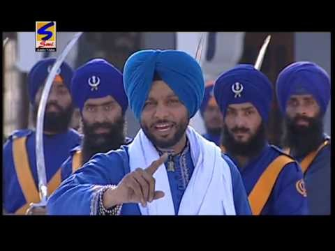 Veer Sukhwant - Sikh Koum Naal (official Video) [album - Zafarnama] Punjabi Hit Sad Song 2014 video