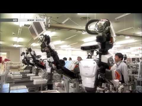 NHK Documentary - Robot Revolution, will machines surpass humans (2013-05-04) Full HD 1080P