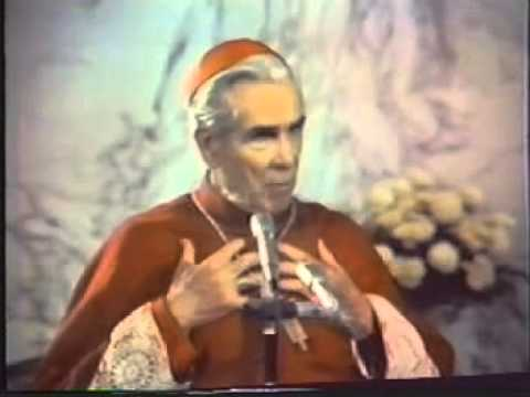Kenosis - Venerable Fulton Sheen