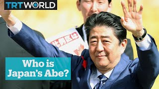 Who is Shinzo Abe?