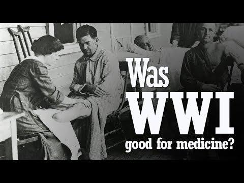 Was World War I good for medicine? (NATO Review)
