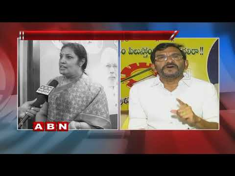 TDP Minister Somireddy Chandra Mohan Reddy Reacts on BJP Leader Purandeswari Comments