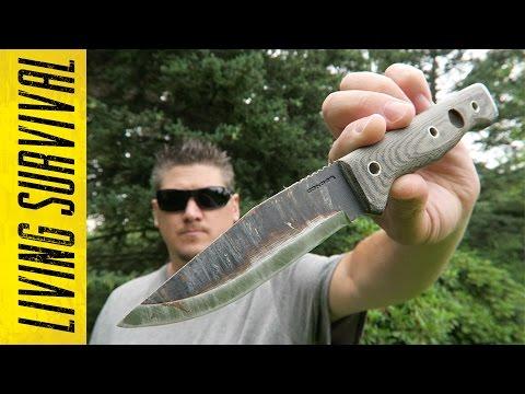 Gauntlet Review: Condor Final Frontier Knife